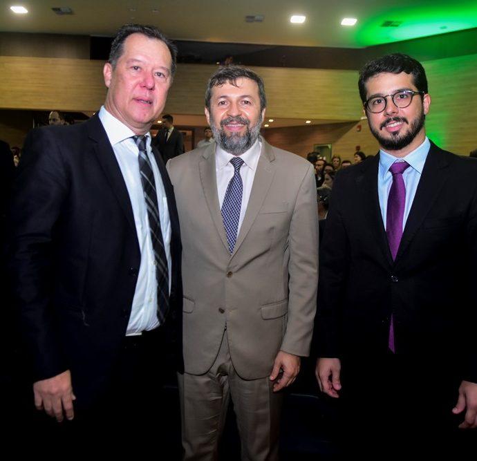 Carlos Fujita, Elcio Batista, Rafael Fujita