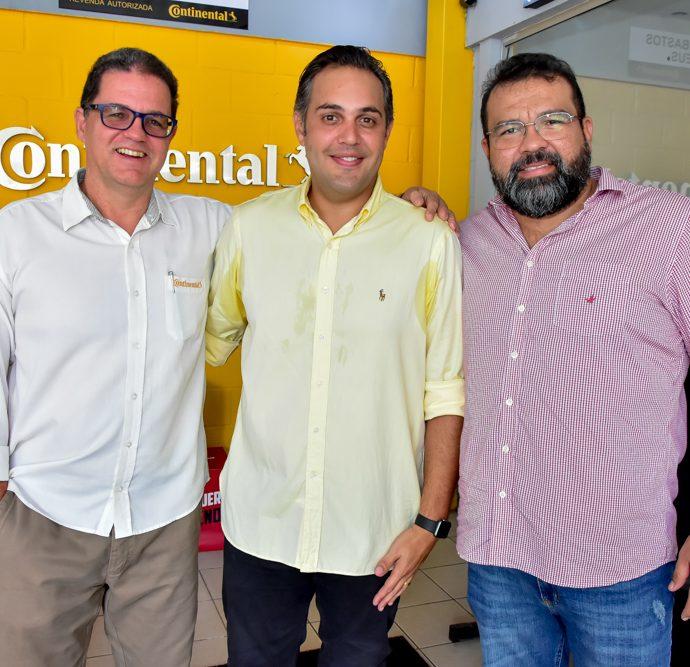 Carlos Sá, Bruno Bastos E Luiz Caldas