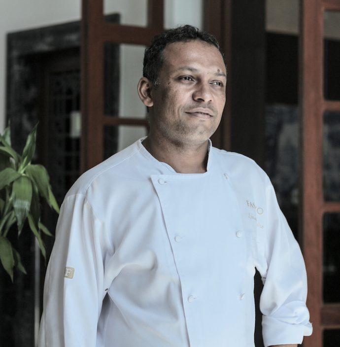 Chef Lomanto Oliveira