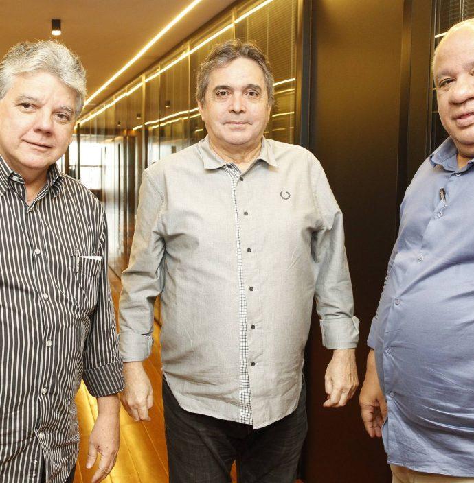 Chico Esteves, Totonho Laprovitera E Pedro Alfredo