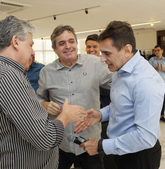 Chico Esteves, Totonho Laprovitera E Pedro Lima