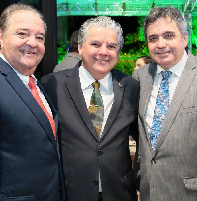 Chiquinho Aragao, Chico Esteves E Totonho Laprovitera
