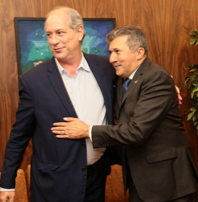 Ciro Gomes E Antonio Henrique