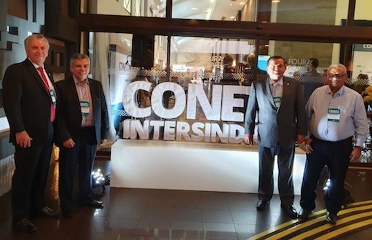 Clóvis Bezerra destaca relevância do Conet ao setor de transporte