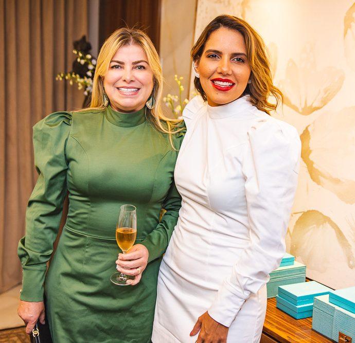 Cris Cavalcante E Ana Carolina Fontenele