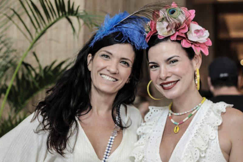 Carnaval Baiano - Cris Visneviski reúne Vips na badalada Feijoada Ajayô no Fasano Salvador