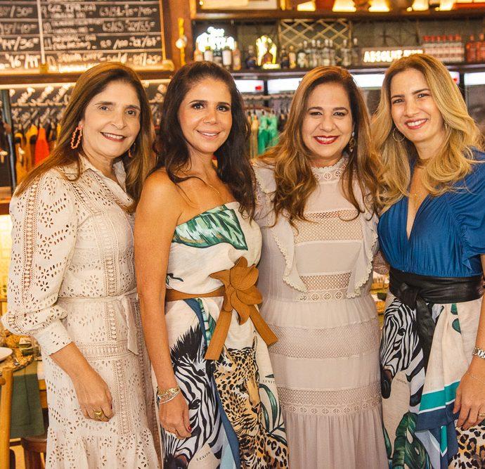 Cristiane Figueiredo, Maria Lucia Negrao, Martinha Assuncao E Karmilse Marinho