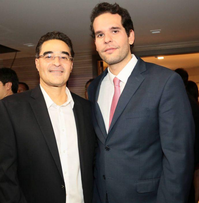 Daniel Arruda E Joaozinho Fiuza