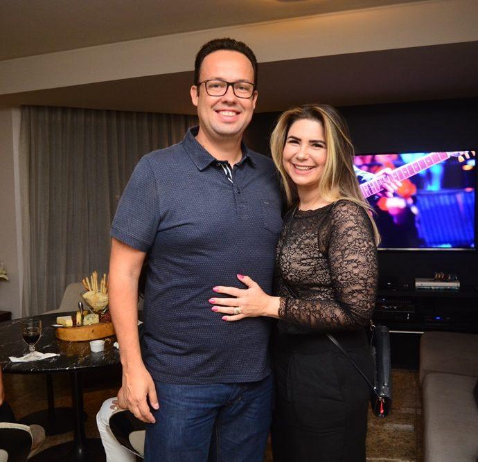 Daniel Joca E Ana Santos