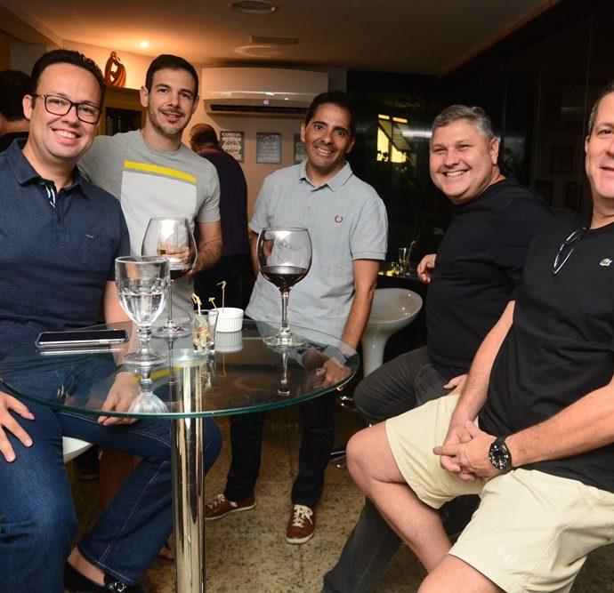 Daniel Joca, Walmyr Magalhães, Atila Fernandes, Carlos Henrique E Rodrigo Cabral
