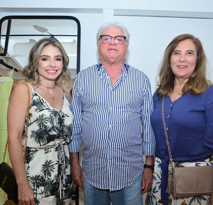 Danielle Peixoto, Cristino Cordeiro E Jória Araripe