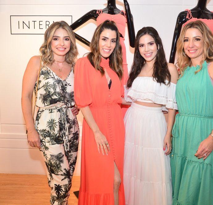 Danielle Peixoto, Juliana Cordeiro, Nicole Vasconcelos E Flávia Benevides