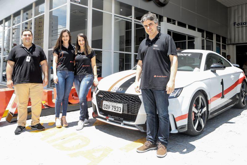 Davi Barrocas, Erica Bessa, Cyzi Macedo E Silvio Palacio (1)