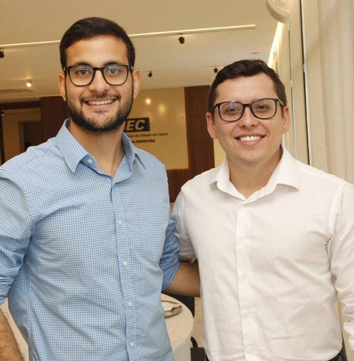 Davi Guanabara E Paulo Marcell