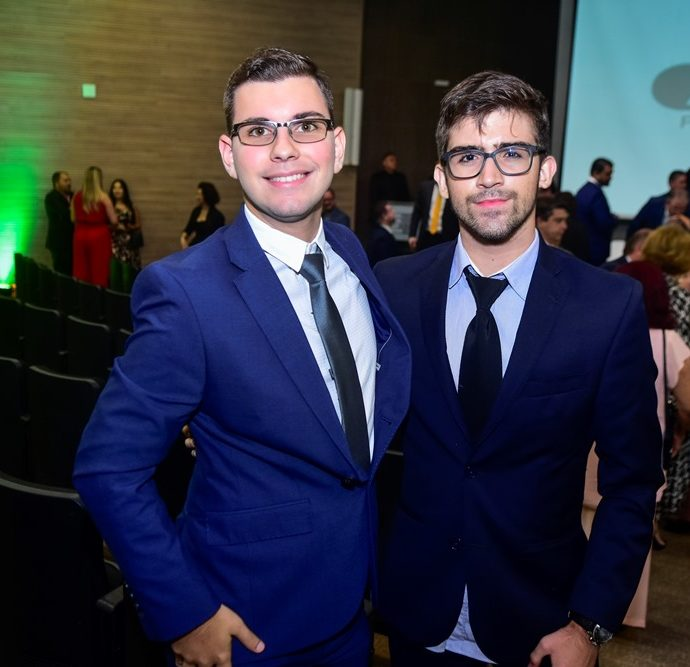 David Sales e Marco Antônio Vasconcelos