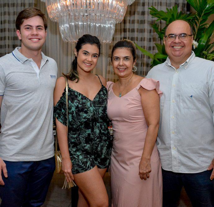 Diego Jucá, Ianne, Eliane E Domar Pessoa Filho