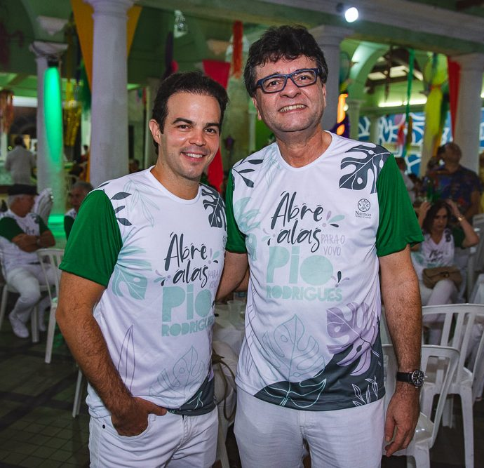Drausio Barros Leal E Macilio Barbosa