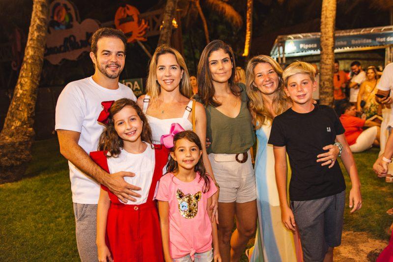 Verão no Ceará - Banda Melim abre a temporada de shows do Projeto Som do Mar, no Beach park