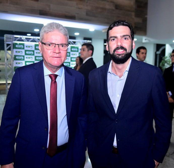 Edson Arouche e Raphael Araújo