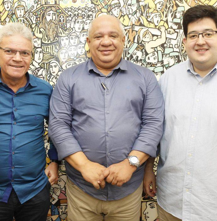Edson Arouxe, Pedro Alfredo E Yuri Torquato