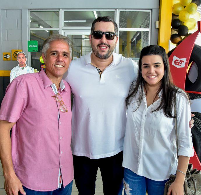 Eduardo Brandão, Thiago E Priscila Leal