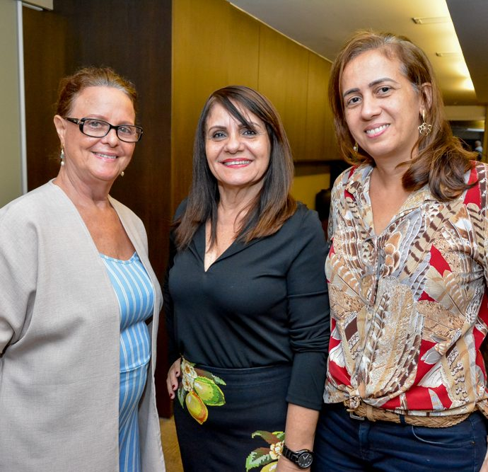 Eliana Moraes, Esmeire Braga E Marilia Tavares