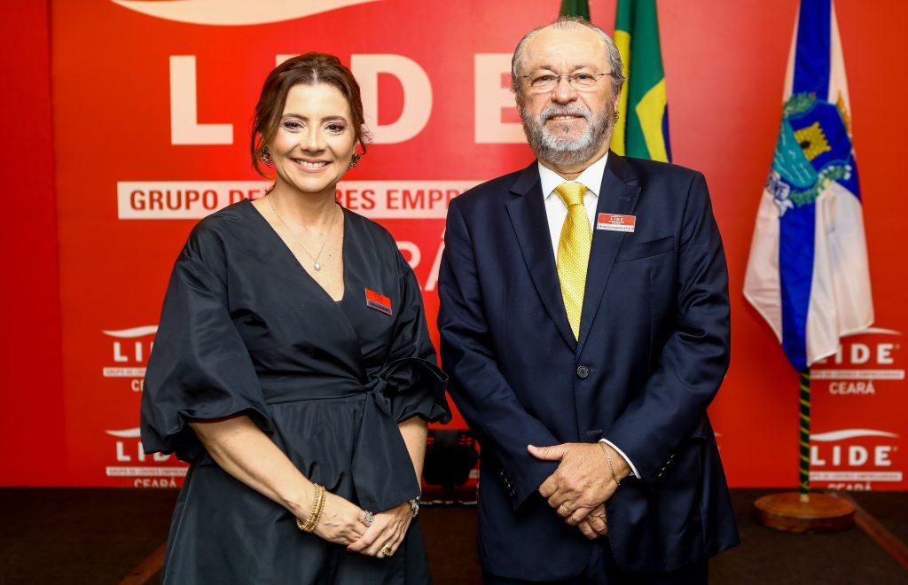 Lide Ceará recebe Cândido Albuquerque no primeiro café-debate de 2020