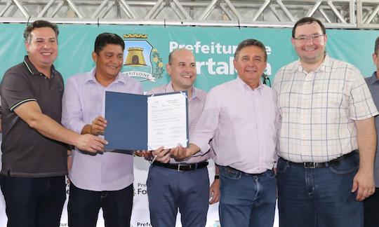 Prefeitura de Fortaleza implantará a Rua do Comércio no Mucuripe