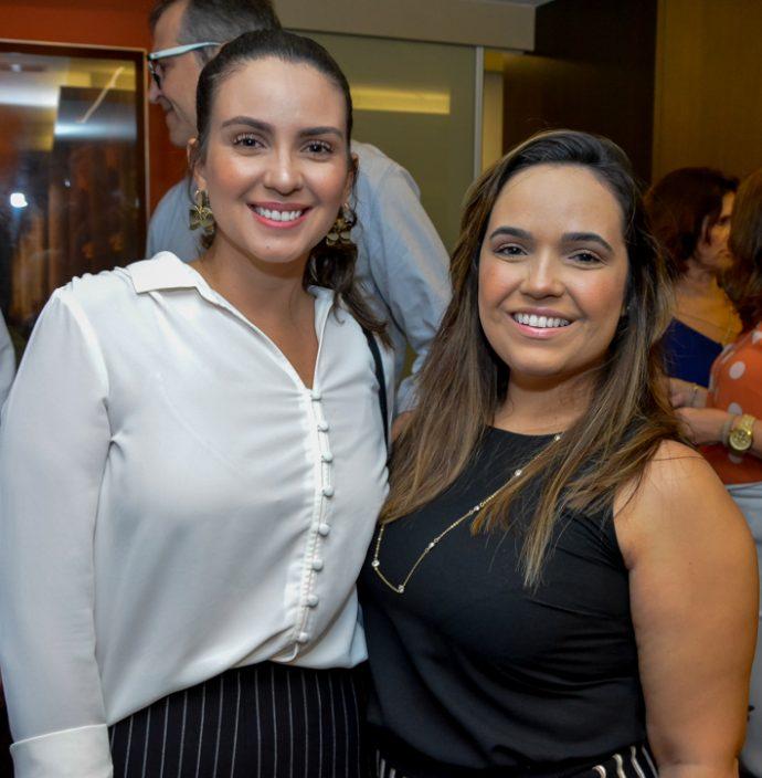 Erica Lucena E Rebeka Chaves