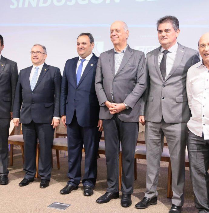 Fabio Mauz, Jose Carlos Martins, Patriolino Dias, Murilo Alevato, Erico Furtado E Nelson Montenegro