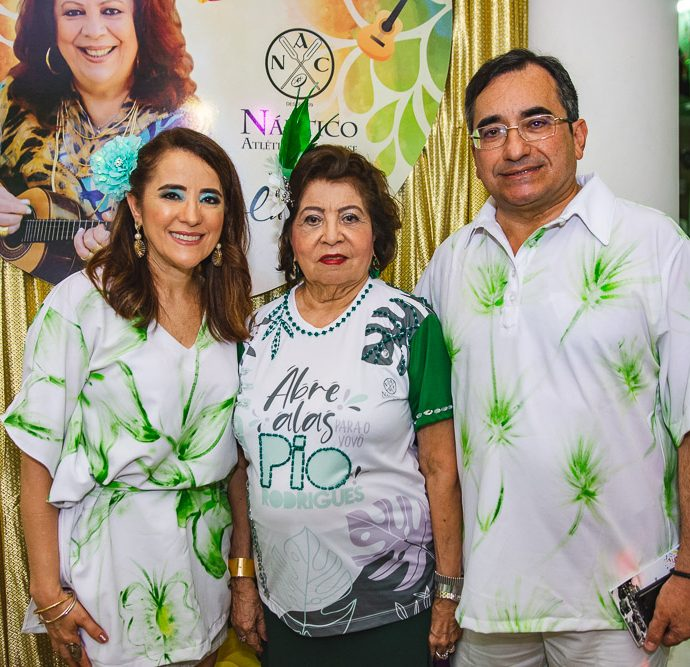 Fatima Goncalves, Edyr Rolim E Jardson Cruz
