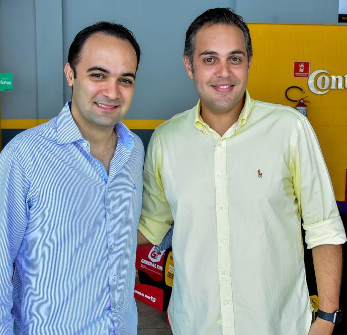 Felipe Gurgel E Bruno Bastos