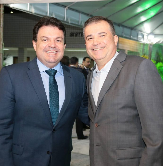 Fernando Ferrer E Ricardo Bezerra