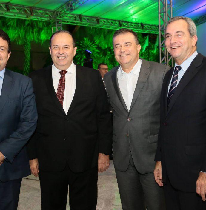 Fernando Ferrer, Tiberio Benevides, Ricardo Bezerra E Kalil Otoch