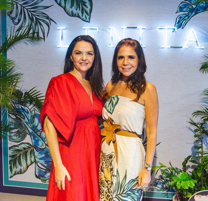 Flavia Pacheco E Maria Lucia Negrao
