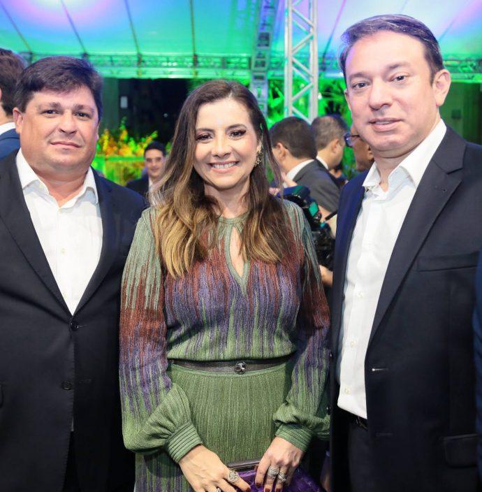 George Lima, Emilia Buarque E Paulo Vale