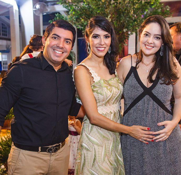 Geraldo, Flavia E Lara Laprovitera
