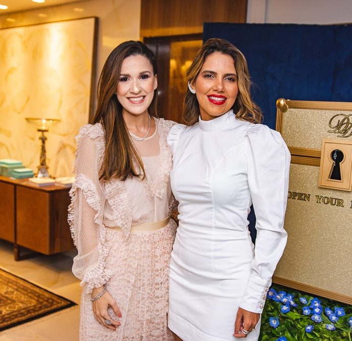 Giuliana Botelho E Ana Carolina Fontenele
