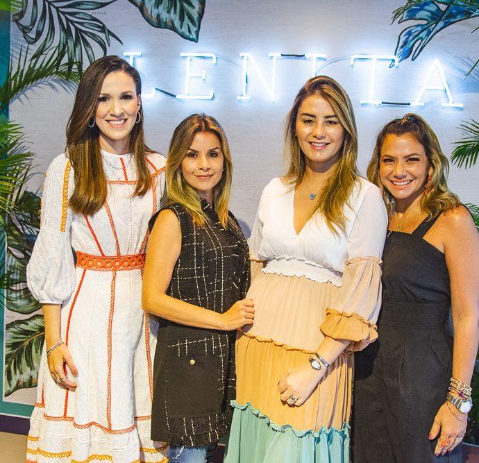 Giuliana Botelho, Roberta Quaranta, Mariana Pimenta E Vanessa Queiros