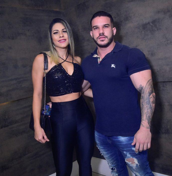 Gleyce Kelly E Rodrigo Hermano
