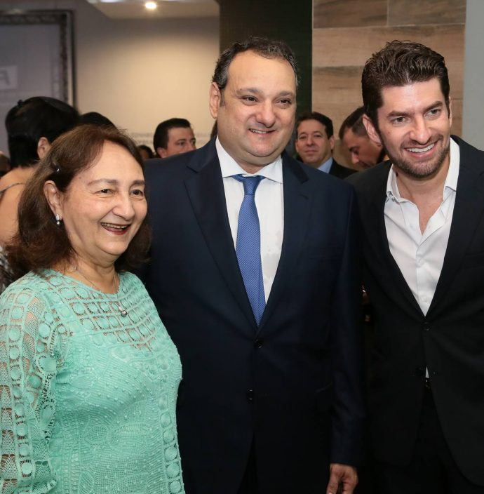 Graca E Patriolino Dias E Paulo Benevides