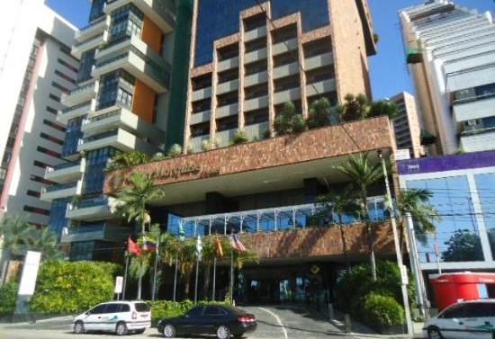 Hotel Gran Marquise vai sediar feira de franquias em março