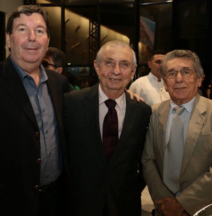 Heitor Studart, Alvaro Correa E Vanildo Marcelo