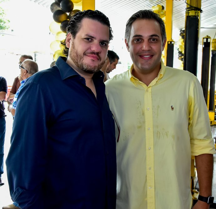 Humberto Fontenele E Bruno Bastos