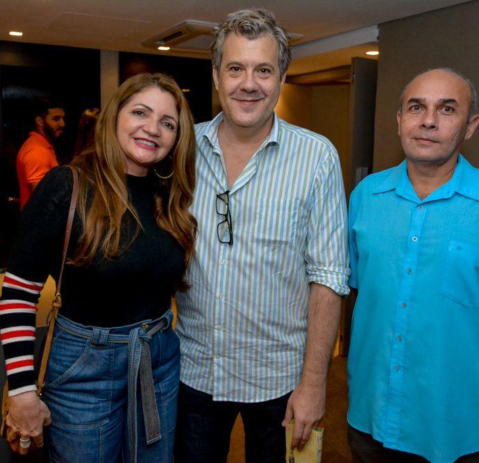 Ian Gomes, Maurício Cesar E Luiz Henrique