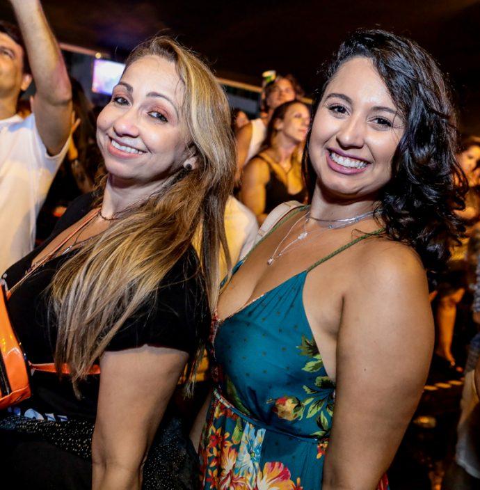 Ieda Andrade E Jessica Monteiro