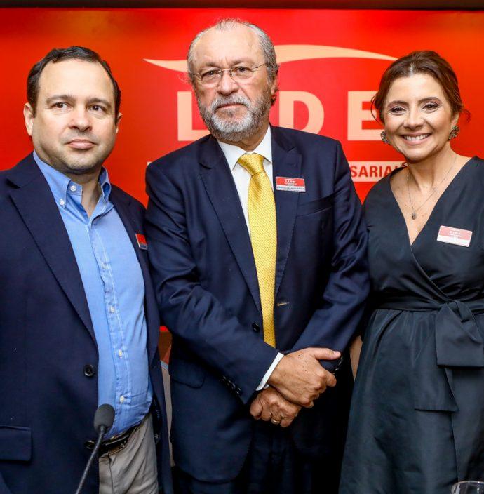 Igor Barroso, Cândido Albuquerque E Emilia Buarque