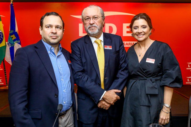 Encontro de Líderes - Lide Ceará recebe Cândido Albuquerque no primeiro café-debate de 2020
