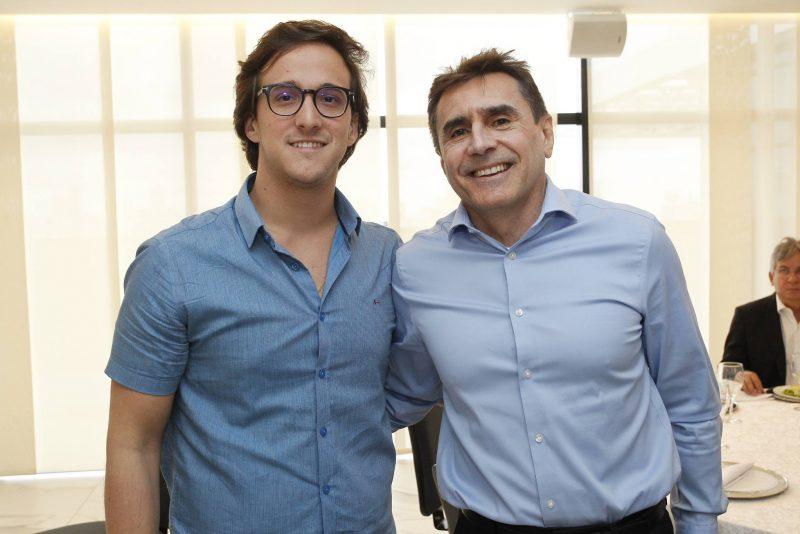 Almoço Empresarial - Pedro Lima fala das estratégias de crescimento da 3corações em almoço-debate na Fiec