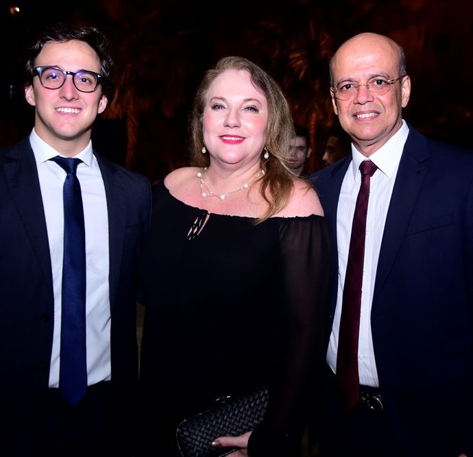 Igor, Luiziane E Wagner Fernandes